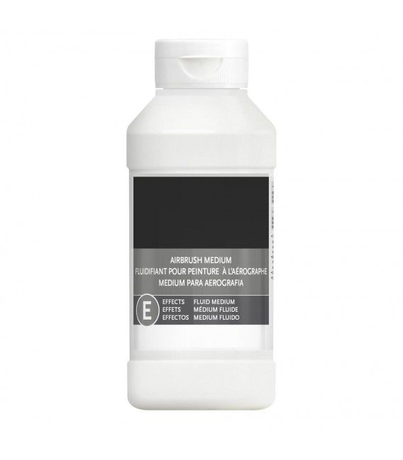 Reductor / Diluyente Aerografia Base Agua - 500ml