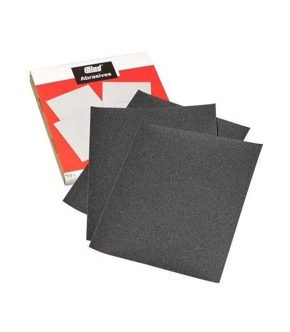 Box 50ud Sandpaper with Water (P80 to P3000)