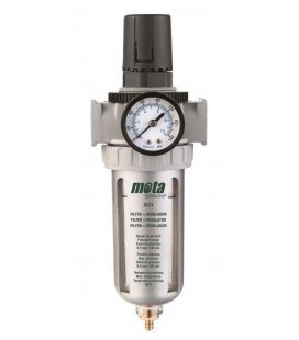 Filter Pressure Gauge Regulator Compressor