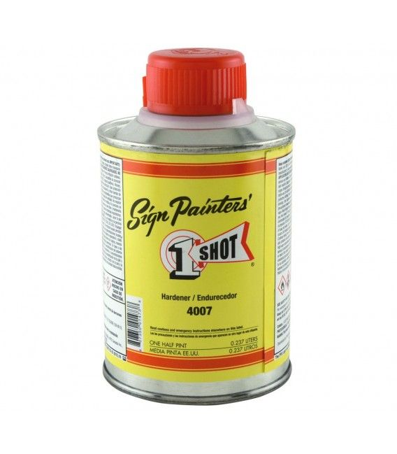 Catalizador Pinstriping 1 Shot (236 ml)