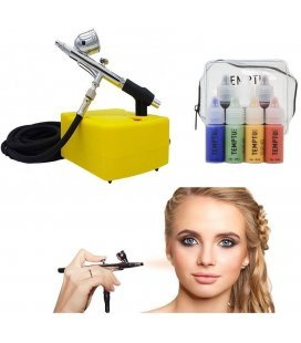 Set Airbrush Make-Up Einleitung
