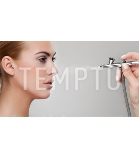 Ensemble Aérographe Maquillage Professionnel