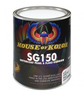 "Resina SG150 ""Purpurina e Pérola"" House Of Kolor - 1L"