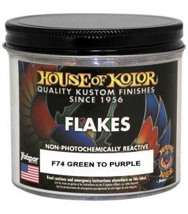 Glitter Camaleão F74 Green Purple (84gr)