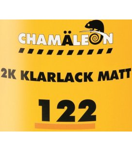 Matt Varnish 122 Chamaleon 1.5 L