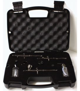 Suitcase 3 Airbrushes Renegade from Badger
