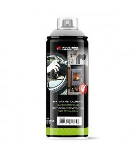 Pintura Spray Anticalorica Negro