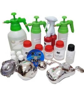 Kit Chrome Purua Spray