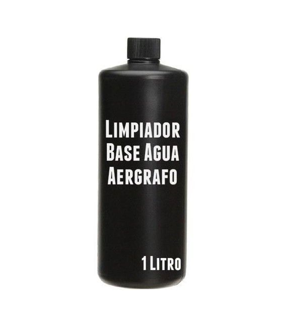 Cleaner Aerógrafo Auga-Base (1L)