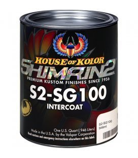 Resina Entrecapas S2-SG100 House Of Kolor