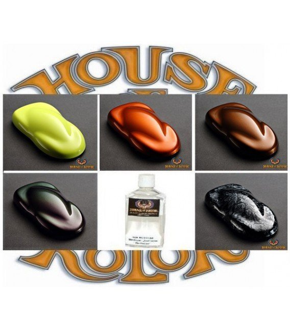Kit Pinturas Efectos Especiales House Of Kolor