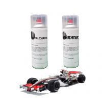 Kit de Spray Chrome Efecto Metalchrome - BÁSICO (2 Sp)
