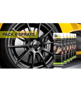 Pack 6 Spray Vinilo Liquido