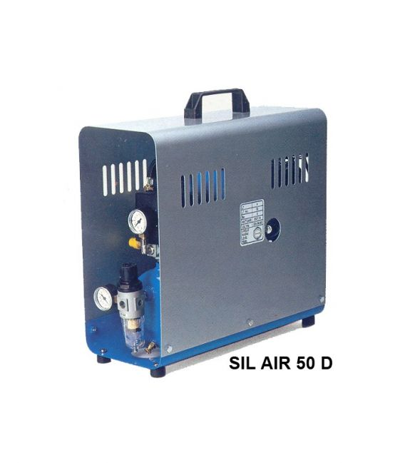 Compressor Silencisoso SIL AIR 50