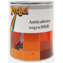 Paint Anticalorica Black 800º