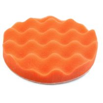 SOFT foam polishing wavy 15cm