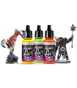 Pintar Xogo Air Vallejo - 18ml