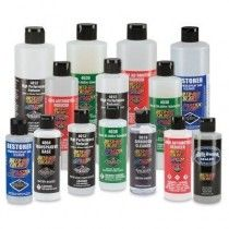 Redutores, produtos de Limpeza e Aditivos Aerografia