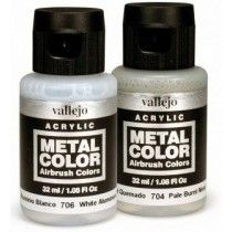Metall De Color Vallejo