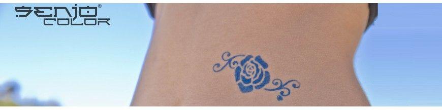 Senjo Tatuagem Temporária