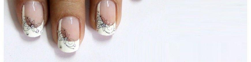 Malerei Airbrush Nägel
