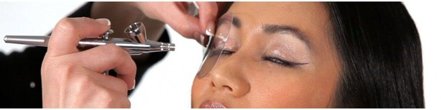 Pintura Aerografia Maquillaxe