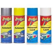 Sprays Racing Colors