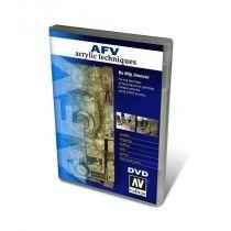 DVD de Aerografia
