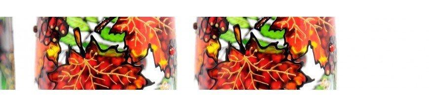 Pintura De Vidre / Vidre Transparent