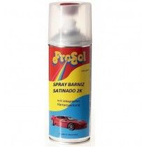 Spray Barniz Satinado