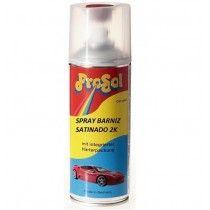 Spray Klarlack Seidenmatt