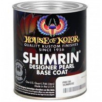 House Of Kolor bodyshop paint