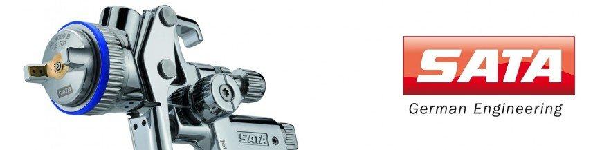 Pistola Retouching Sata
