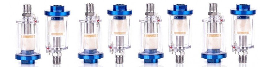 Filters / Pressure Gauges