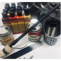 Pinstriping Brushes Mack Paint And 1 Shot And Custom Creative Racing Colors S L