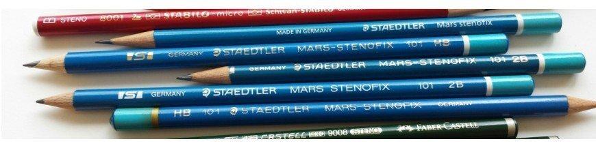 Marcadores Lápis