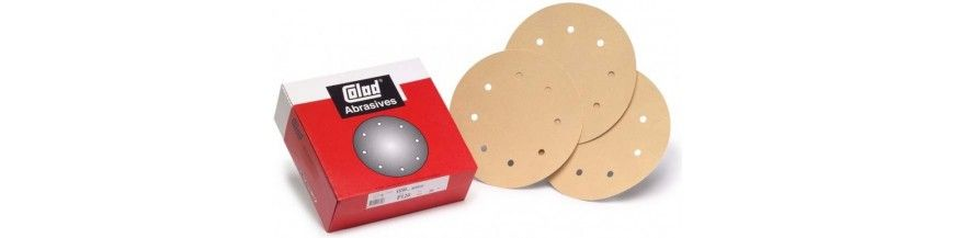 Sanding discs Strain