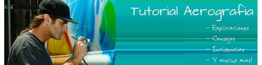 Tutoretza Airbrushing