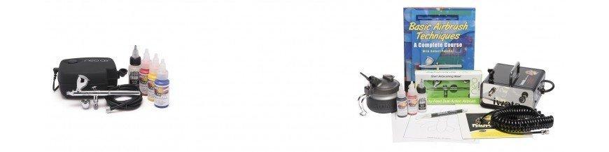 Sets Iwata Airbrush