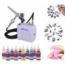 Sets Nagel-Airbrush