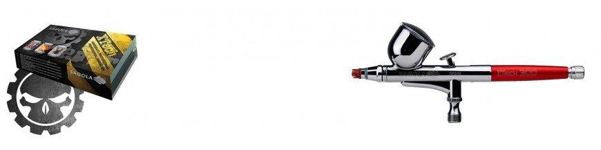 Spray Pistolak, Sagola