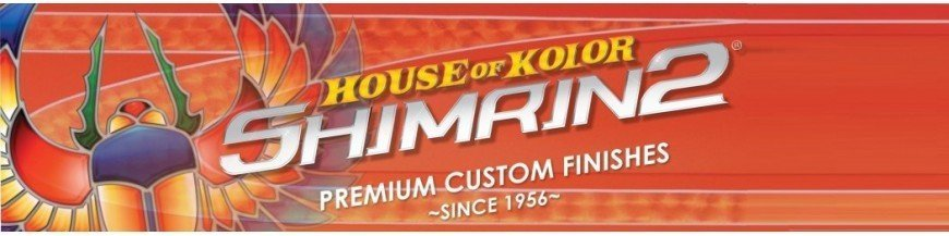House of Kolor Paints