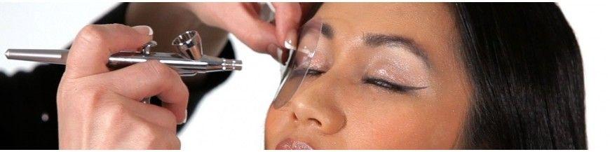 Le Maquillage À L'Airbrush